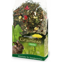 JR FARM Grainless alimentation herbes pour lapin nain