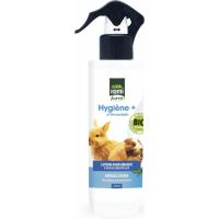 Hamiform Lotion BIO Hygiène+ 9 óleos essenciais para coelhos e roedores