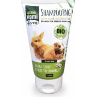 Hamiform Shampoing BIO sans rinçage pour lapin nain et cochon d'inde