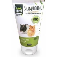 Hamiform Shampoing BIO Sans rinçage pour Rat et Hamster