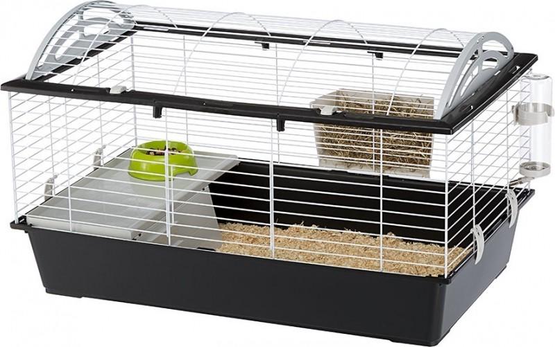 Cage Ferplast Casita 100 pour lapin et cobaye