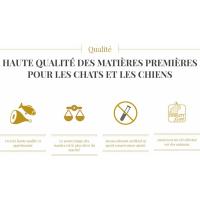 STUZZY Monoprotein Sans Céréales au Jambon pour Chien Adulte Medium / Maxi
