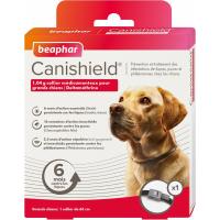 Canishield, collier anti-puces, tiques et moustiques pour chien