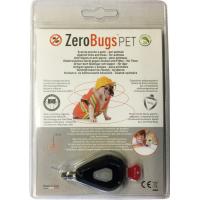 Médaillon anti-tiques. et anti-puces Zerobugs