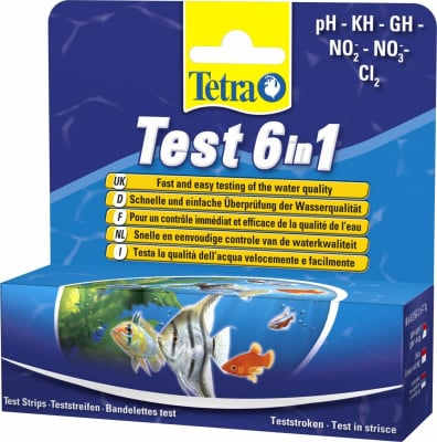 Tetra Test 6in1
