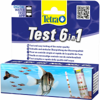 Test e controlli dell'acqua