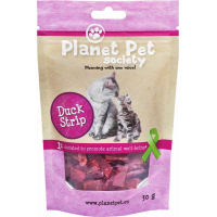 PLANET PET 100% Natürliche Snacks für Katzen - 4 Geschmacksrichtungen