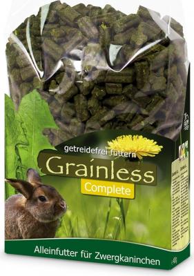 JR FARM Alimentation complète pour lapins grainless