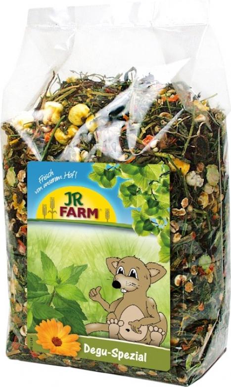 JR FARM Alimentation mixte pour octodons