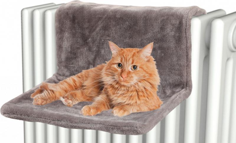 hamac radiateur pour chat plusieurs coloris. Black Bedroom Furniture Sets. Home Design Ideas