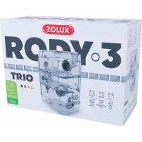 Kooi voor kleine knaagdieren Rody 3 Trio