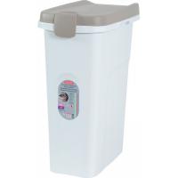 Conteneur plastique hermétique pour croquettes - 15L, 25L et 40L