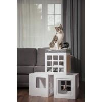 Arbre à chat Katt3 Be One Breed - Kit démarrage 3 cubes