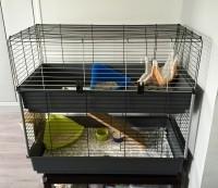 487_Cage-pour-rongeur-RABBIT-100-cm-DOUBLE_de_Maude_62196481657345ec5289269.22721584