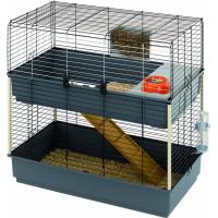 Cage Ferplast Rabbit 100 Double pour lapin et cobaye