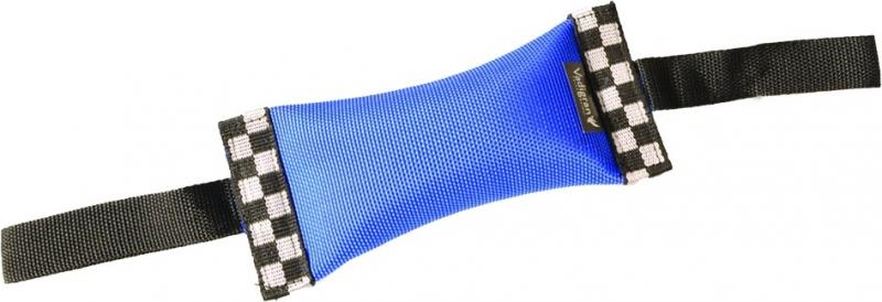 Apporteer- en bezighoudspeelgoed Blauwe Dummy