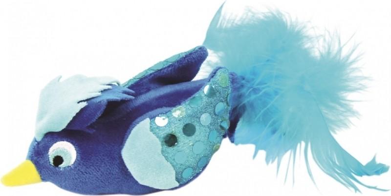 Jouet peluche pour chat Oiseau - Be One Breed