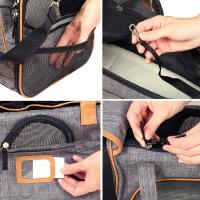 Zolia Venisa Transporttasche für Katzen und kleine Hunde