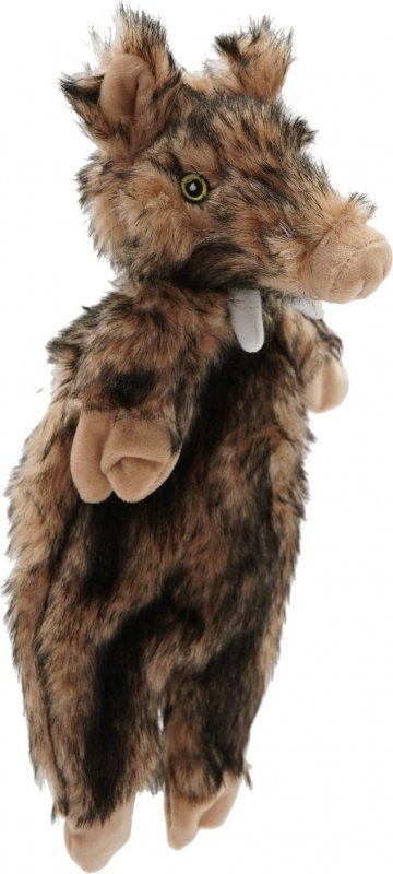 Peluche Sonore Le Sanglier Furry Skinneeez - 33cm
