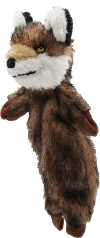 Peluche sonore Renard Furry Skinneeez - 33cm
