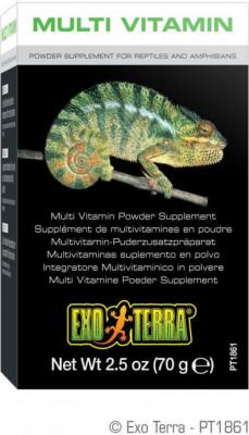 Supplément multi vitamine  Exo Terra 70g