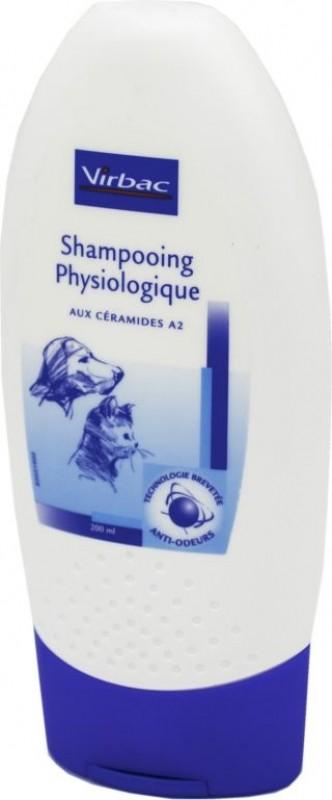 Virbac Shampooing physiologique pour chien et chat