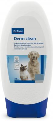 Virbac Shampoing physiologique Derm Clean pour chien et chat