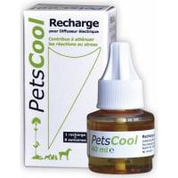 PETSCOOL Diffusore elettrico e ricarica contro lo stress
