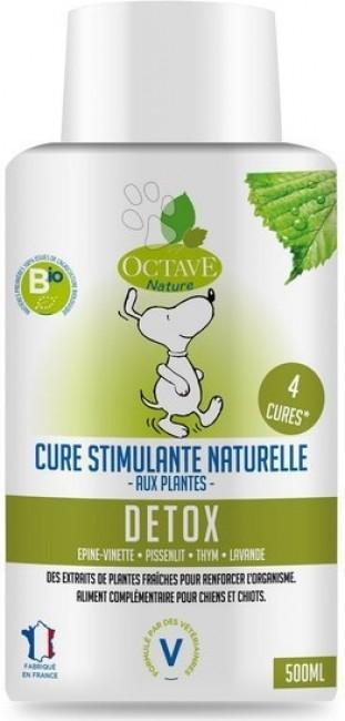 Octave Nature - Cure Stimulante Biologique Naturelle Detox pour Chien et Chiot