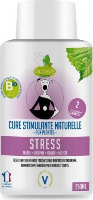 Octave Nature - Cure Stimulante Biologique Naturelle Stress pour Chien et Chiot
