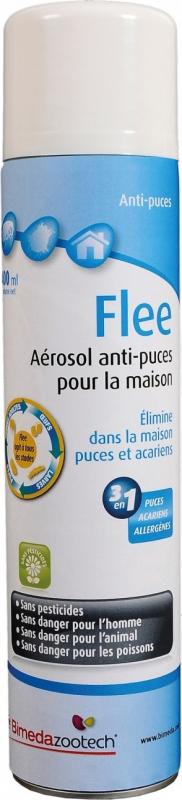 Bimeda Flee Aérosol sem pesticida para a habitação