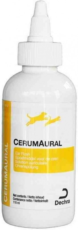 Dechra Cerumaural Soin auriculaire pour chien