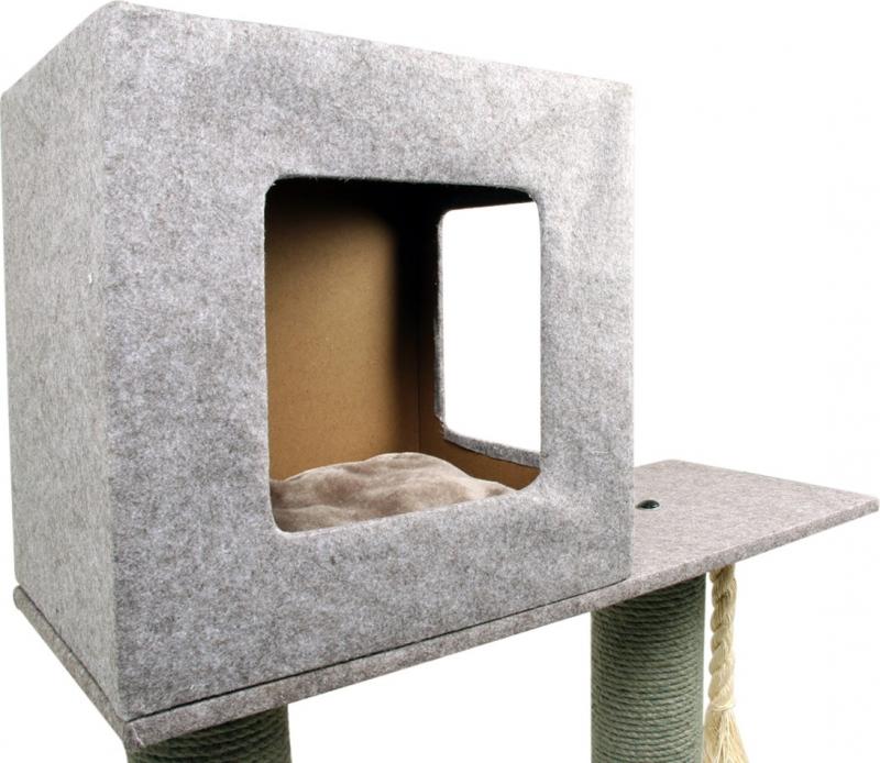 Arbre à chat Zolia Andie à gros poteaux - h104cm