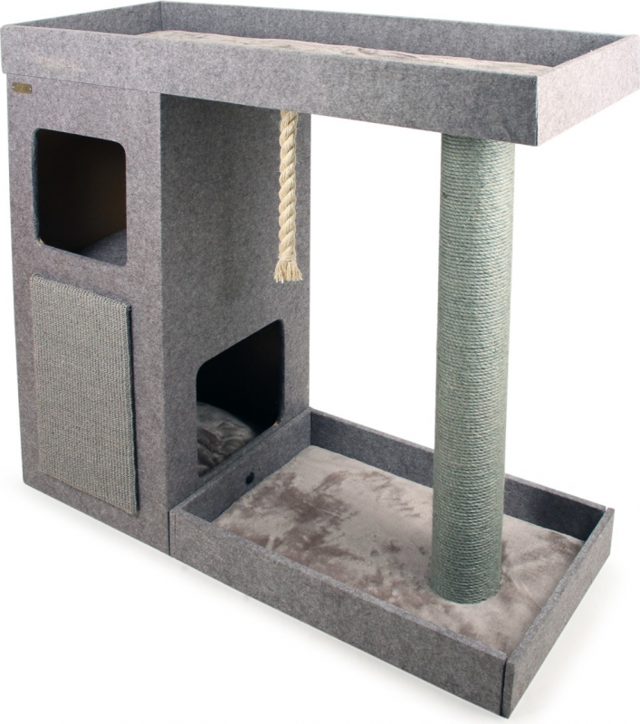 Arbre à chat XXL - 107 cm - Zolia Feria