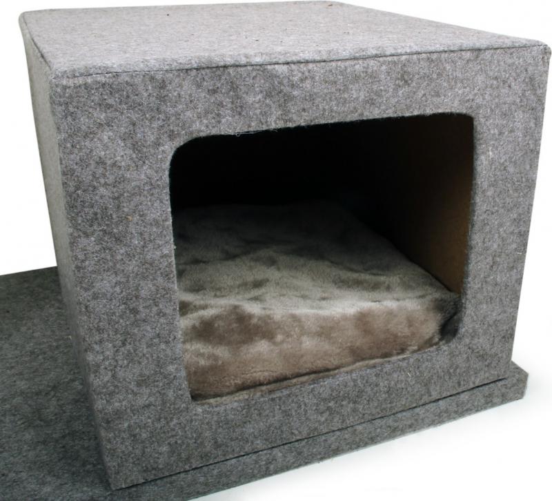 Arbre à chat design et innovant Zolia Toopac - h105 cm