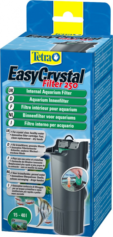 Tetra filtre interne Easy Crystal 250