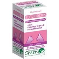 Greenvet Securiderm Compresse contro i problemi dermatologici