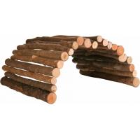 Pont en bois Zolia pour Rongeurs - en 2 tailles