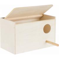 Zolia houten nestkast voor kleine vogels en wilde vogels