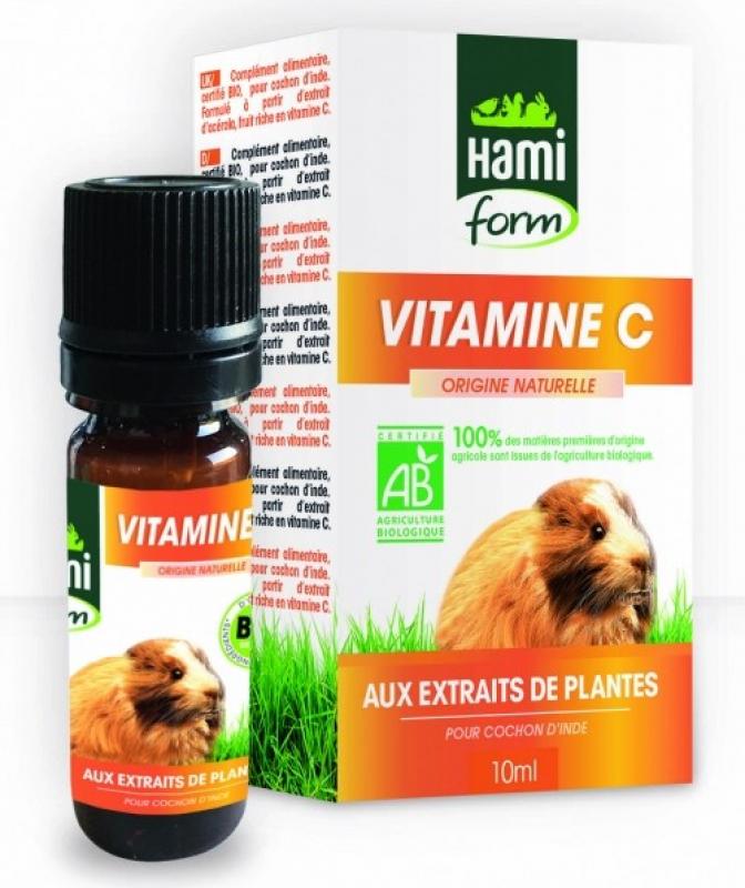 Complexe Vitamine C BIO für Meerschweinchen