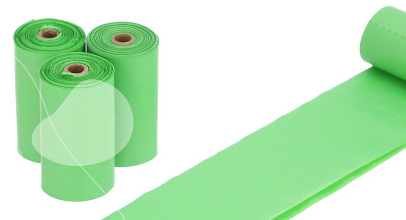 quality clean sac à crottes biodégradable résistants
