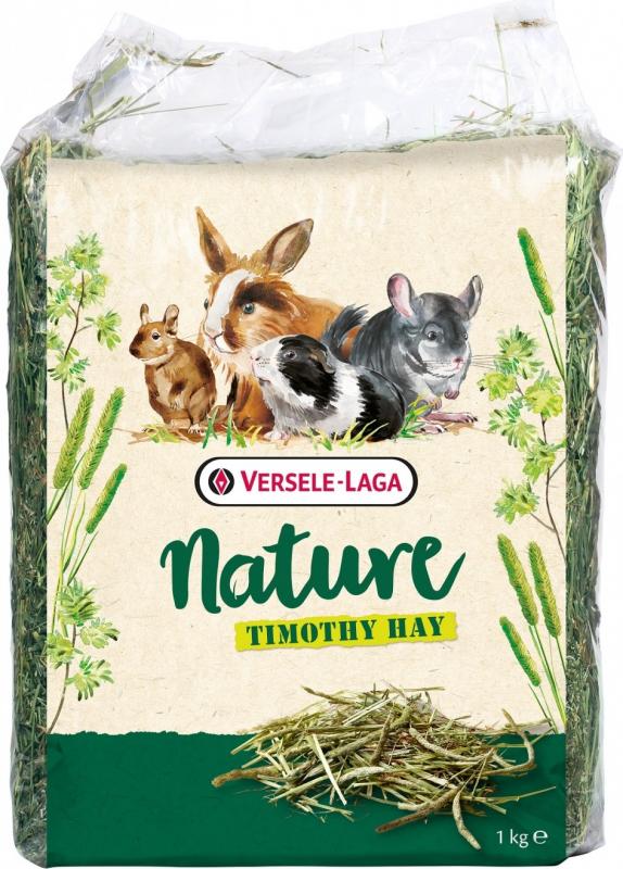 Versele Laga Timothy Hay Nature Foin vert très frais