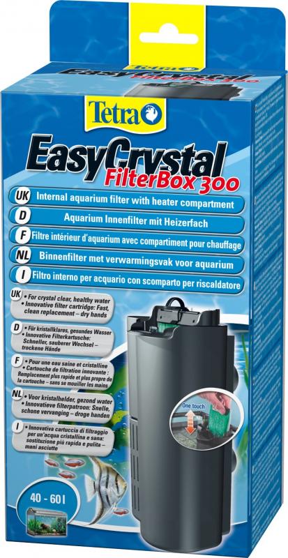 Filtre interne Tetra Easy Crystal Filterbox 300
