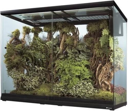 Terrarium explora 110 h terrarium et meuble for Meuble h 110