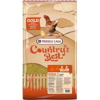 Gold 4 Mash Country's Best Farine de ponte à partir du premier œuf