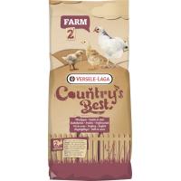 Farm 2 Mash Country's Best Harina de crecimiento