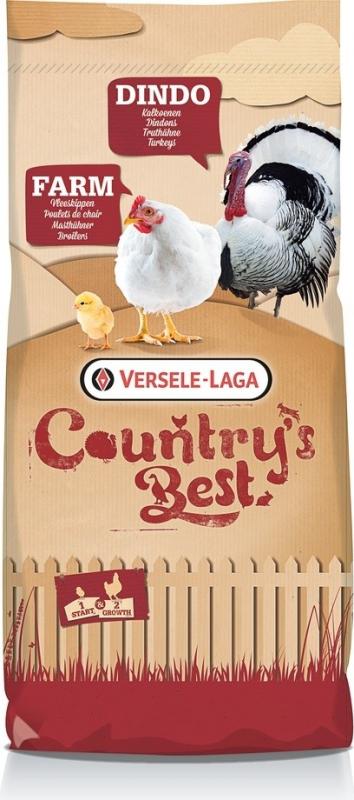 Farm 2 Pure Pellet Country's Best Granulé de croissance jusqu'à l'abattage