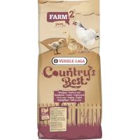 Farm 2 Pure Pellet Country's Best Granulé de croissance
