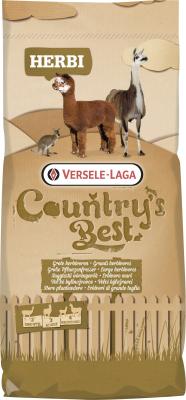 Herbi Allround 3&4 Pellet Country's Best Granulé d'entretien pour grands herbivores