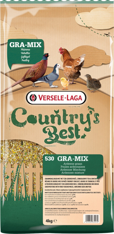 Gra-Mix Mélange pour poules d'Ardennes Country's Best